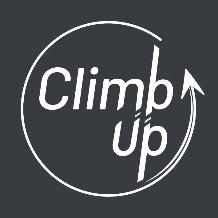 logo climb up rock tour